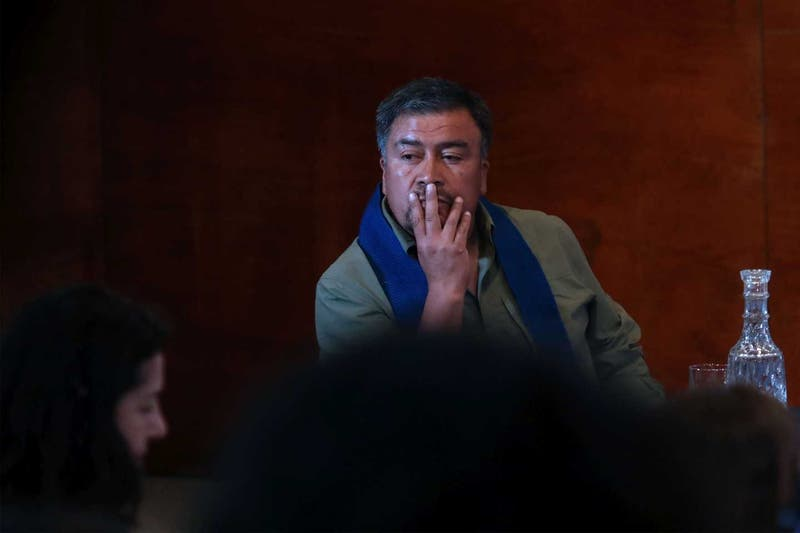 Héctor Llaitul se querella contra Bruno Villalobos y Sergio Moya