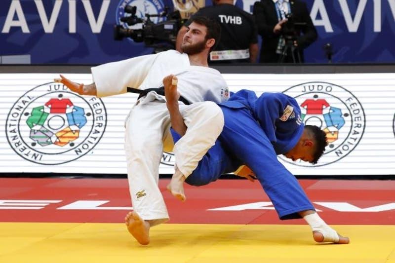 Judoka portugués pierde combate por culpa de su celular