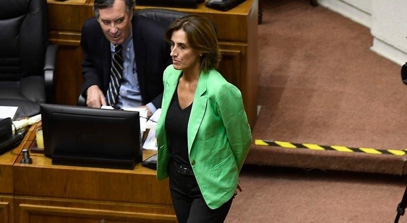 "Cubillos acusa ""bloqueo"" a proyecto Admisión Justa: ""Desgraciadamente se va a rechazar"""