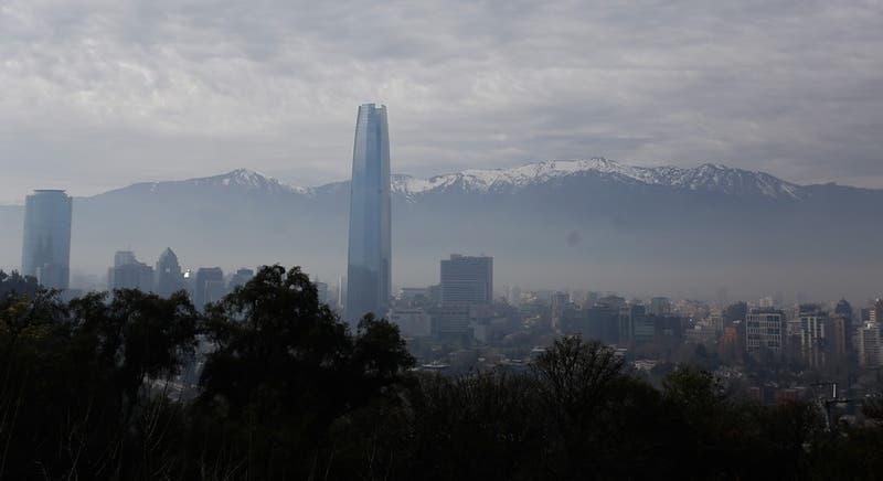 Intendencia Metropolitana declara primera Alerta Ambiental de este año