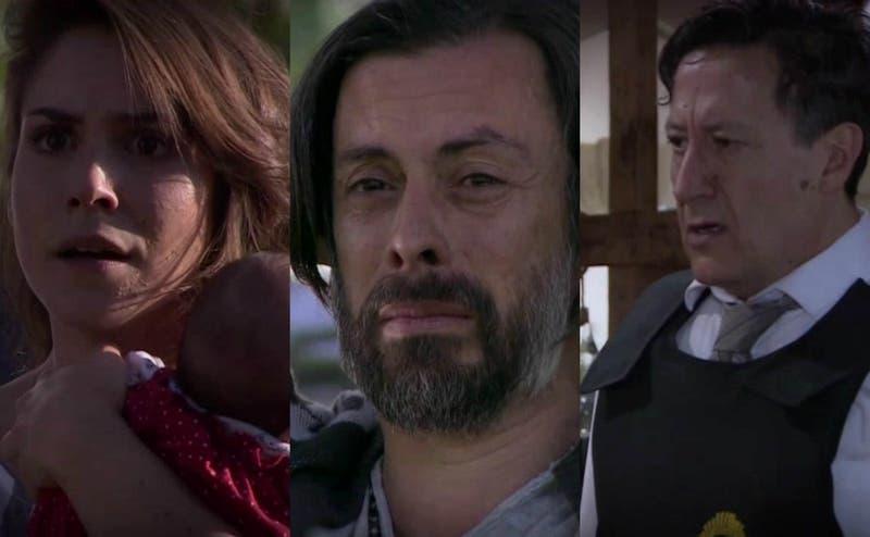 """[VIDEO] Nuevo adelanto de """"Pacto de Sangre"""" deja más dudas que certezas y una posible muerte"""