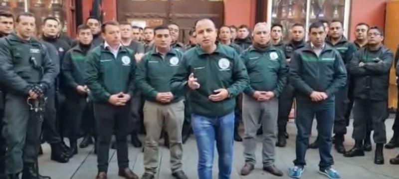 """Asociación de Gendarmes acusa montajes en """"celdas vip"""" de la Ex Penitenciaria"""