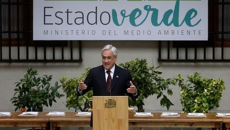 Piñera irá al G7