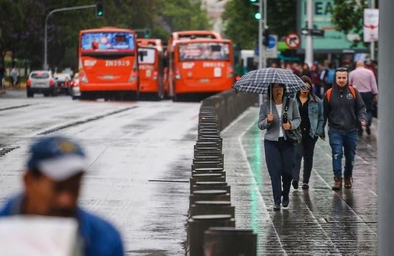 Lluvia 28 de mayo