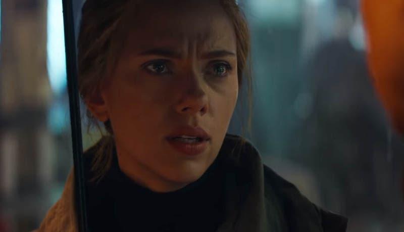 Black Widow: primeras fotos de Scarlett Johansson en Noruega