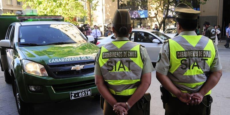 Detienen a jefe de la SIAT en Chiloé tras chocar ebrio: Se negó a realizar alcoholemia