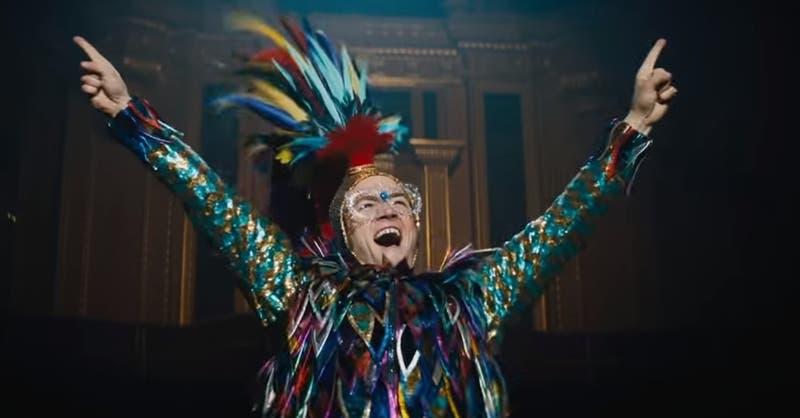 Rusia: Censuran escenas de sexo homosexual de película sobre Elton John