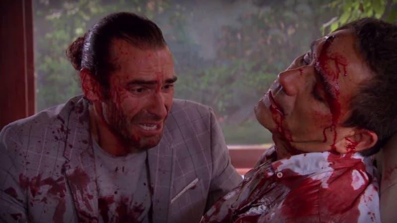 [FOTO] Pacto de Sangre: La escena de la muerte de Gabriel que se grabó y no fue emitida en el final