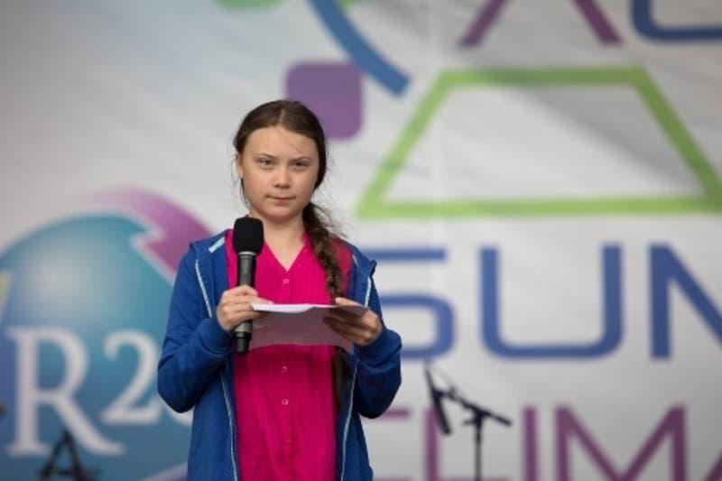 La activista Greta Thunberg vendrá a la COP25 en Chile