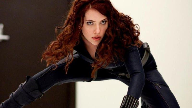 """[FOTOS] Filtran imágenes de Scarlett Johansson en el rodaje de """"Black Widow"""""""