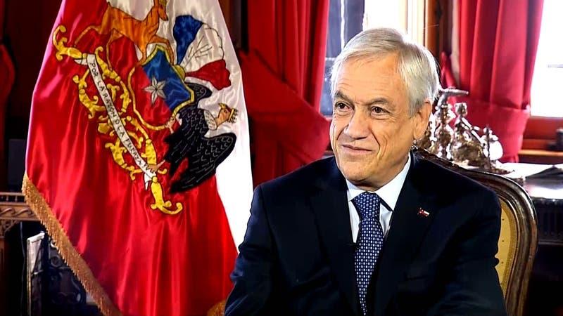 [VIDEO] Presidente Piñera responde a críticas tras Cuenta Pública