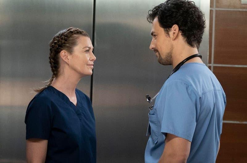 Grey's Anatomy: interés amoroso de Mer' cortado por filtración