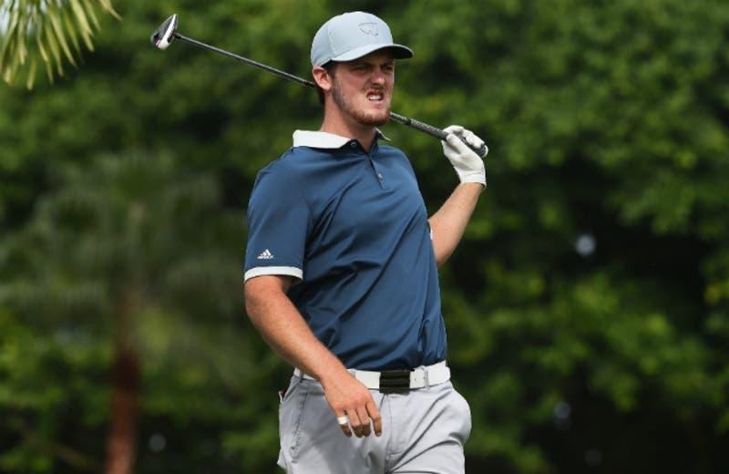 """Golf: Chileno Guillermo """"Mito"""" Pereira clasifica al US Open 2019 y disputará su primer major"""