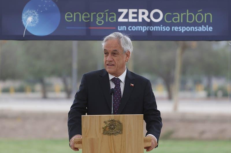 Gobiero anuncia el cierre de ocho centrales a carbón los próximos cinco años