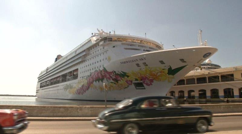 Se puso en marcha la prohibición a los cruceros estadounidenses de visitar Cuba