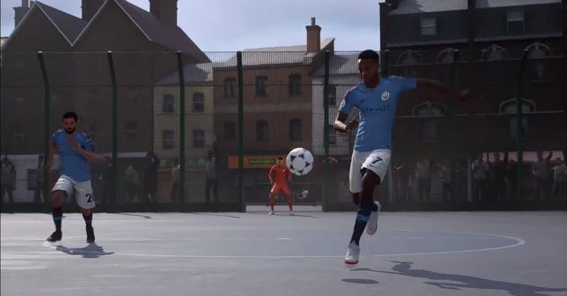 [VIDEO] EA Sports revela VOLTA Football, el retorno de FIFA Street en FIFA 2020