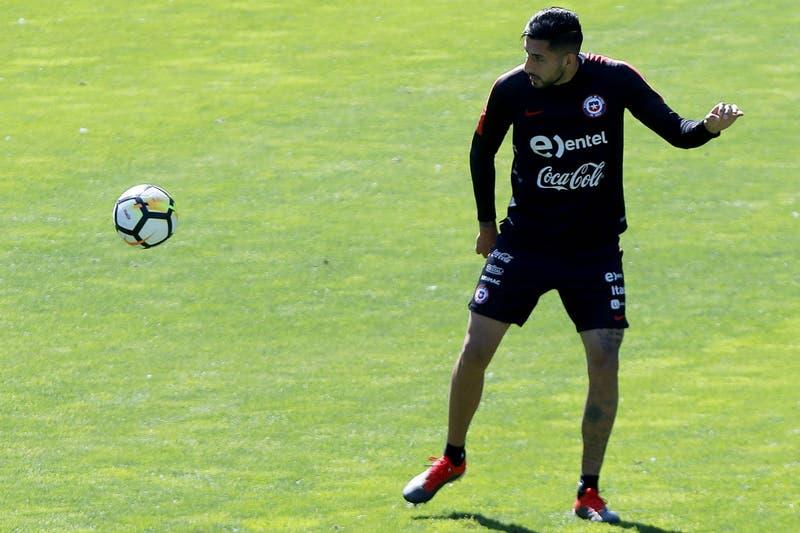 [VIDEO] El torneo interno que disputan los jugadores de La Roja antes de su debut en Copa América