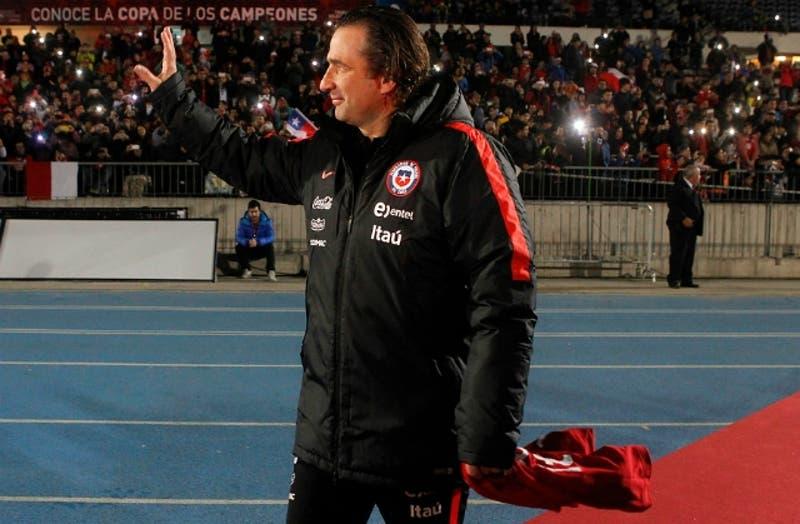 Ex técnico de La Roja Juan Antonio Pizzi es el nuevo entrenador de San Lorenzo