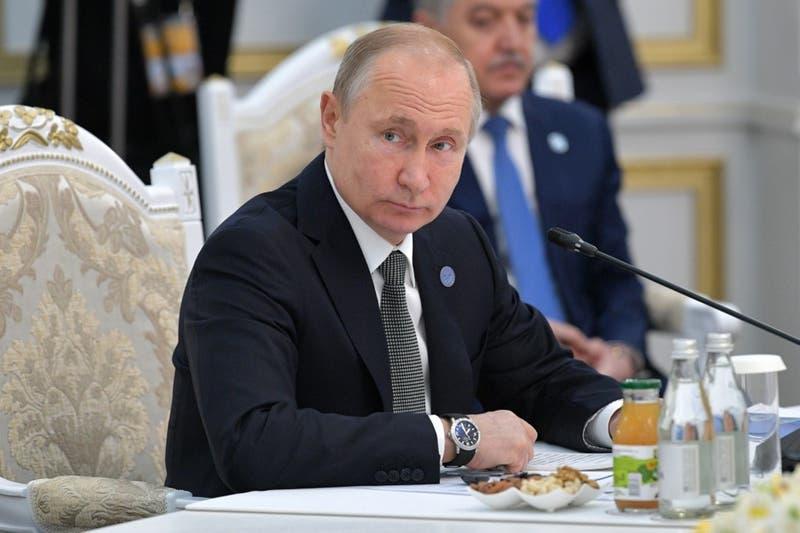 La respuesta de Putin sobre el lugar de Rusia en guerra comercial
