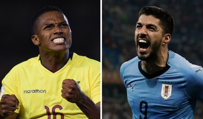 Uruguay vs. Ecuador: Horario y dónde ver el primer duelo del Grupo C de la Copa América 2019