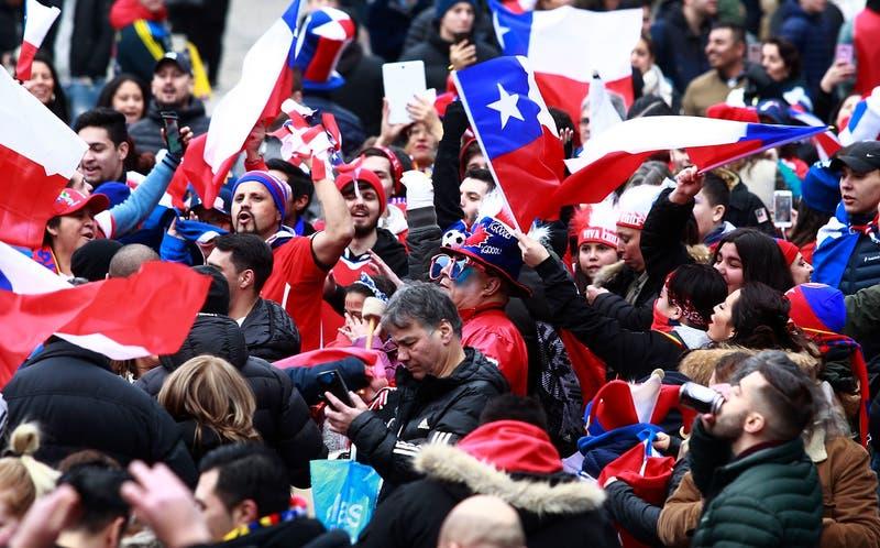 ¿Quién es el hincha chileno que bailó Fortnite en Copa América?