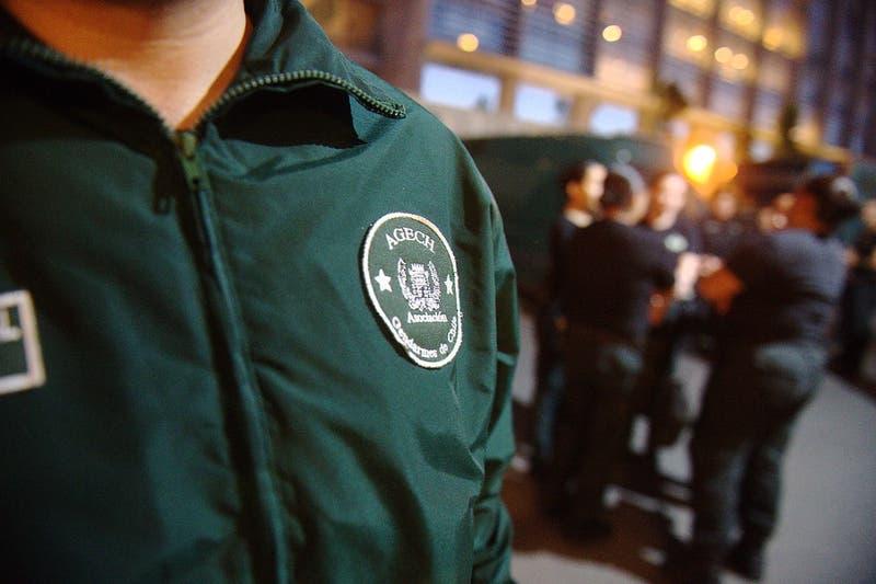 Seis funcionarios de Gendarmería suspendidos tras fuga de reos de Colina I