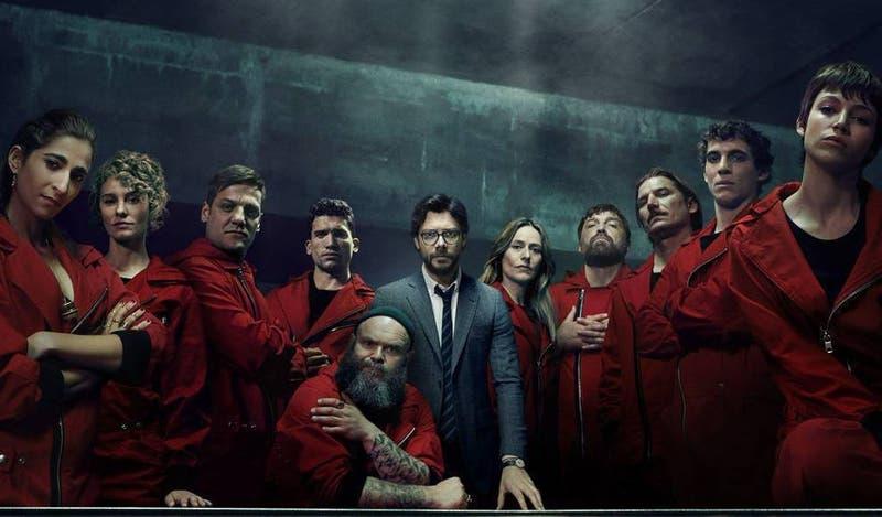 """""""El Profesor"""" presenta a los nuevos personajes de """"La Casa de Papel 3"""" en misterioso video"""