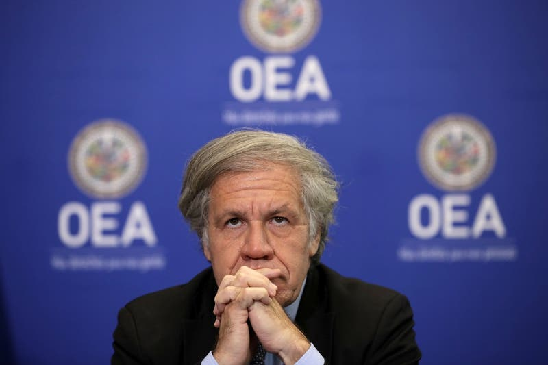 Secretario General de la OEA exige a Maduro información sobre seis militares desaparecidos