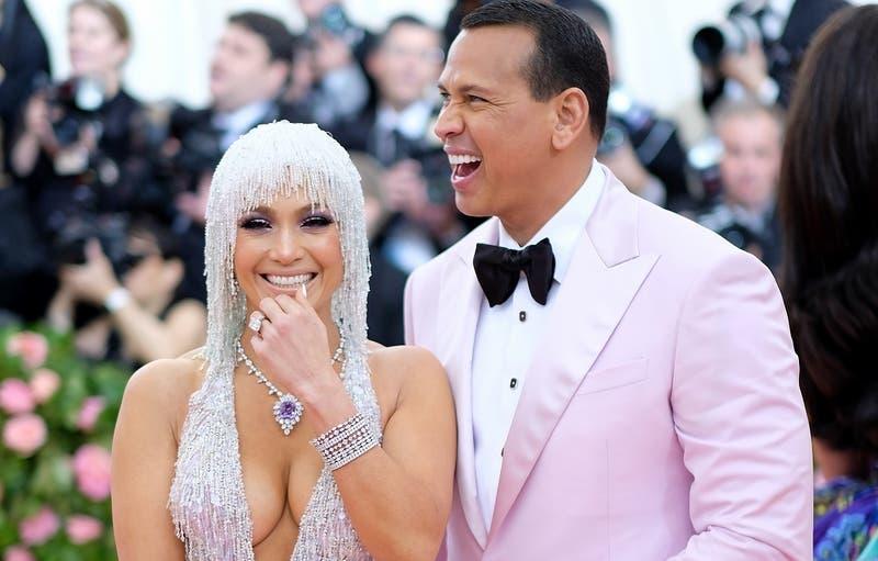 Pareja de Jennifer Lopez revela superficial conversación de Kylie Jenner en su mesa en la Met Gala