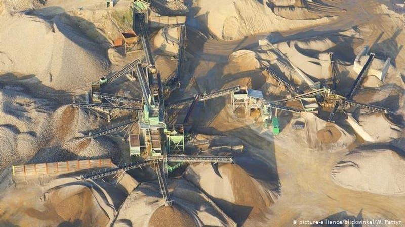 ¿Hay escasez de arena en el mundo?
