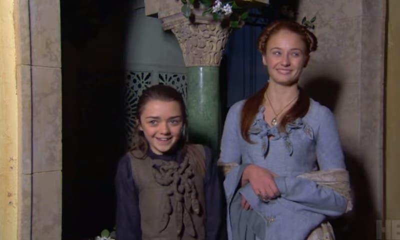 """La predicción que hizo Sophie Turner al inicio de """"Game of Thrones"""" y que tras 10 años sigue vigente"""