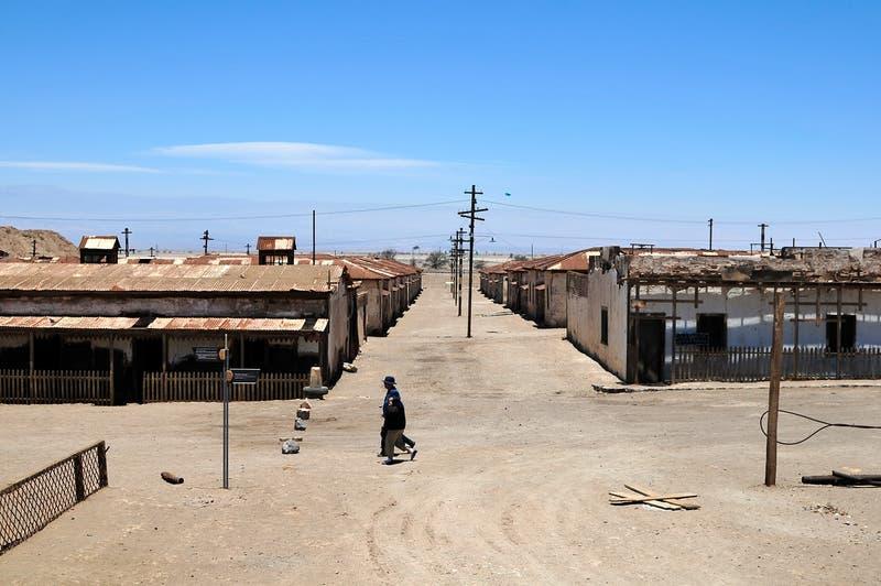 Alivio en salitreras del norte de Chile por decisión de la Unesco