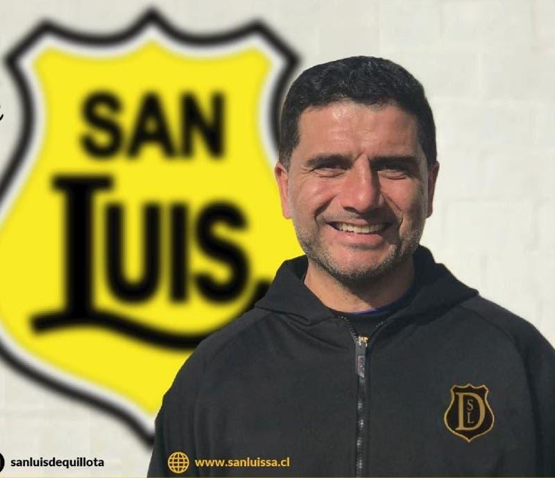 Exayudante de Maradona se convierte en el nuevo técnico de San Luis de Quillota