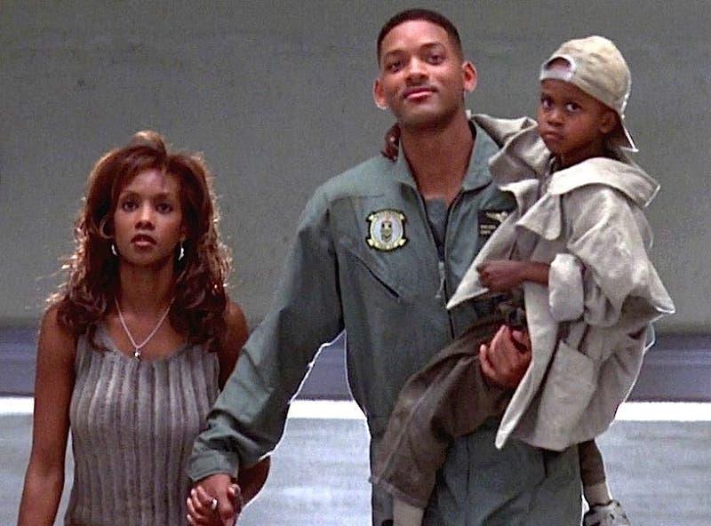 """""""Día de la Independencia"""": Así luce el niño de la cinta de Smith"""