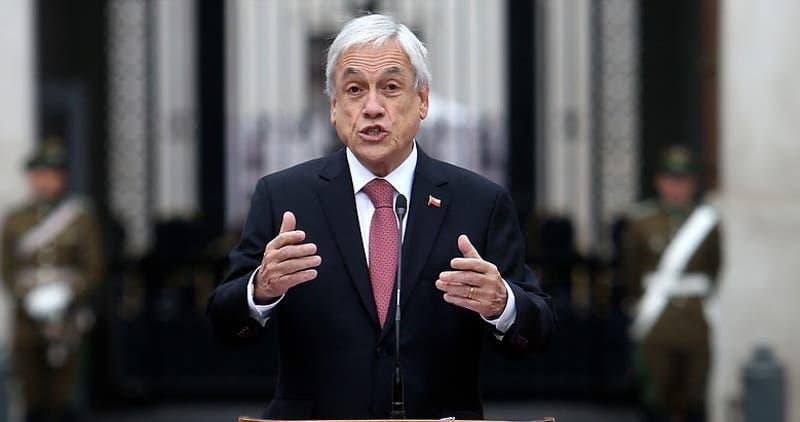 Presidente Piñera valora informe de Bachelet sobre crisis en Venezuela