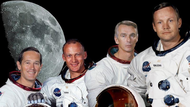 ¿Qué ocurrió con los hombres que pisaron la Luna?