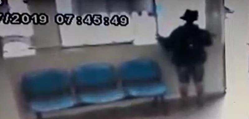 Denuncian el robo de dos ventanas en el Cesfam de Antofagasta