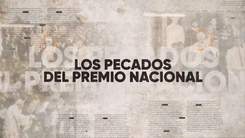"""Reportajes T13: """"Los Pecados del Premio Nacional"""""""
