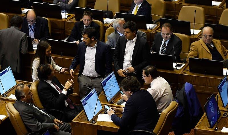 Cámara de diputados rechaza proyecto de educación Admisión Justa