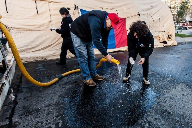 Responsables de derrame de petróleo en Osorno arriesgan hasta cinco años de cárcel