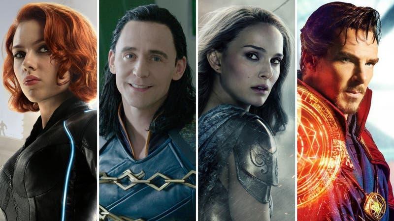 ¿Cuando arranca la Fase 4?: Las fechas de estreno de las 11 producciones anunciadas por Marvel