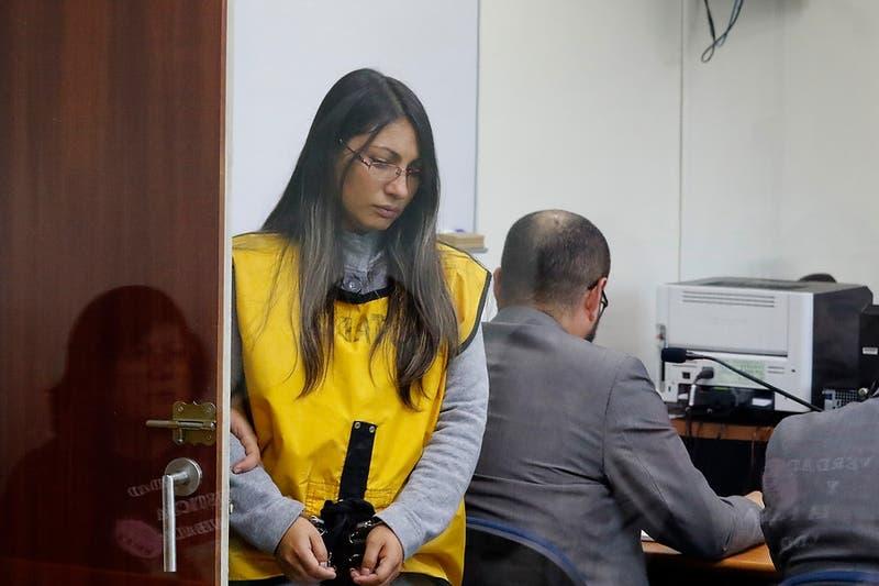 Caso Nibaldo: Trasladan a Johanna Hernández a cárcel de San Joaquín