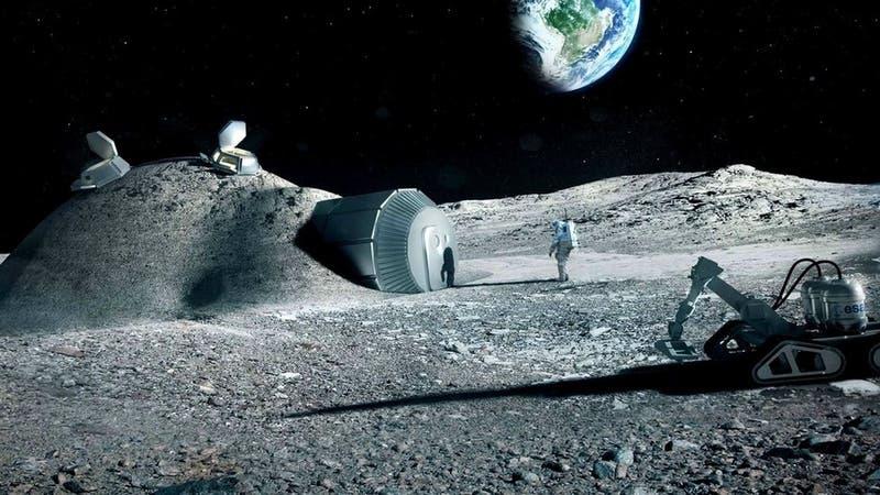 Cómo es plan de EE.UU. para llevar astronautas a la Luna en 2024