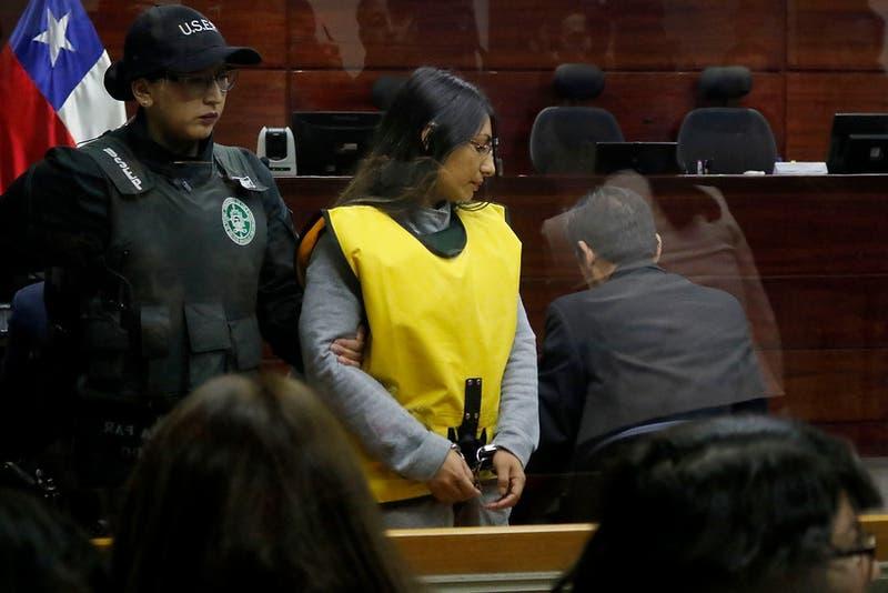 Johanna Hernández compartirá celda con María del Pilar Pérez en la cárcel de mujeres