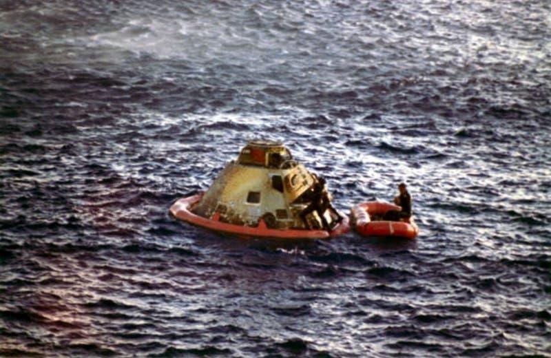 Capsula Apolo 11
