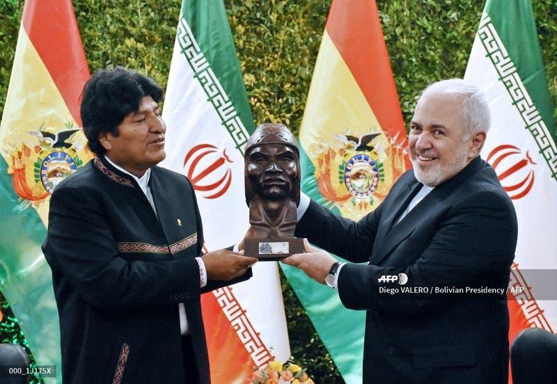 Bolivia e Irán acuerdan la creación de un laboratorio de nanotecnología y fábrica de medicamentos