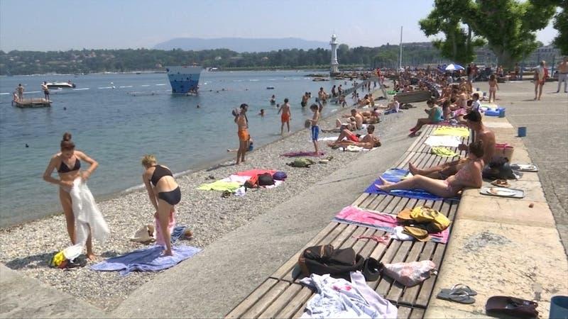 42,6° celsius en Francia marcan una nueva jornada de la ola de calor que vive Europa