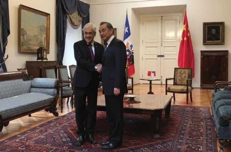Gobierno chileno le habría pedido colaboración a China por la crisis venezolana