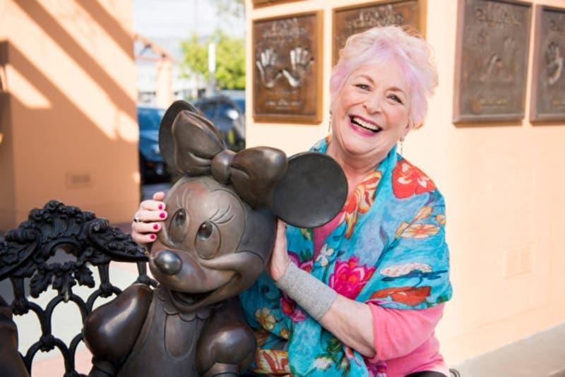 A los 75 años murió Russi Taylor, la actriz de voz detrás de Minnie Mouse
