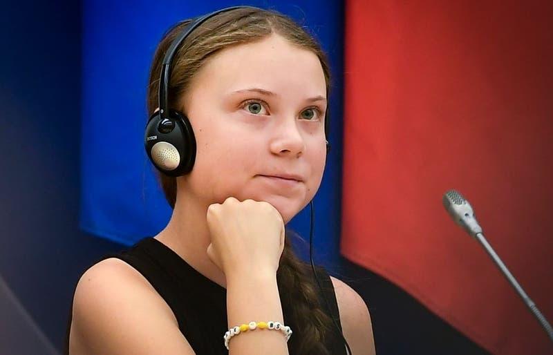 Greta Thunberg participará en COP25 en Chile